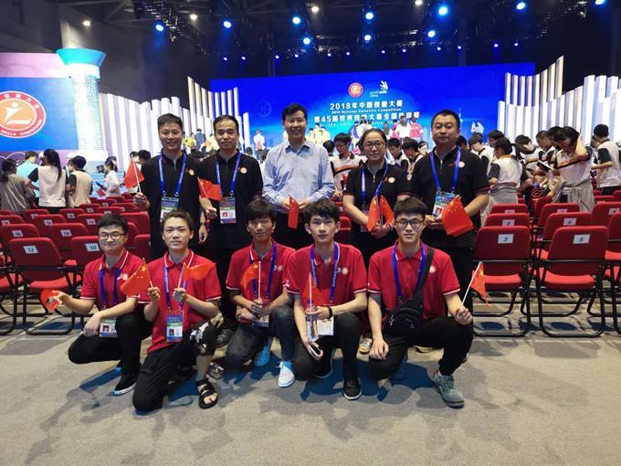 河南职业技术学院在世界技能大赛国赛中晋级国家集训队