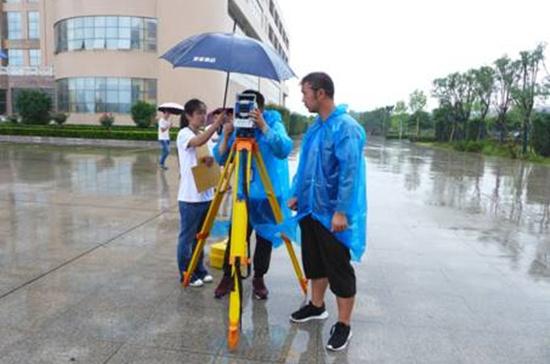 黄河水院荣获第五届河南省高等学校大学生测绘技能大赛团体特等奖